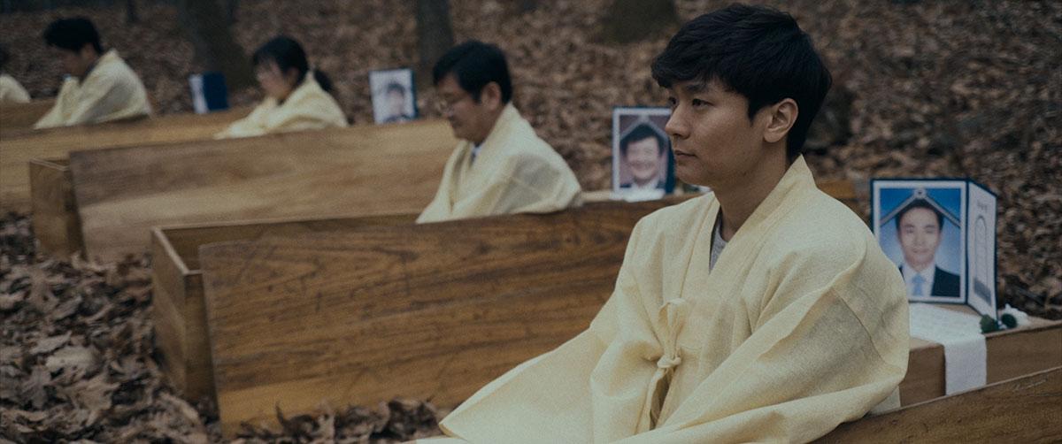 """""""Happy Dying"""" Seminar in Südkorea"""